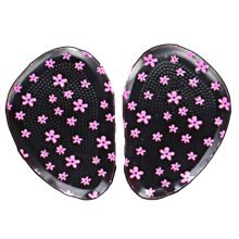 Two Pairs Comfortable Shoe Cushions Non-slip Pads Heel Insole-I