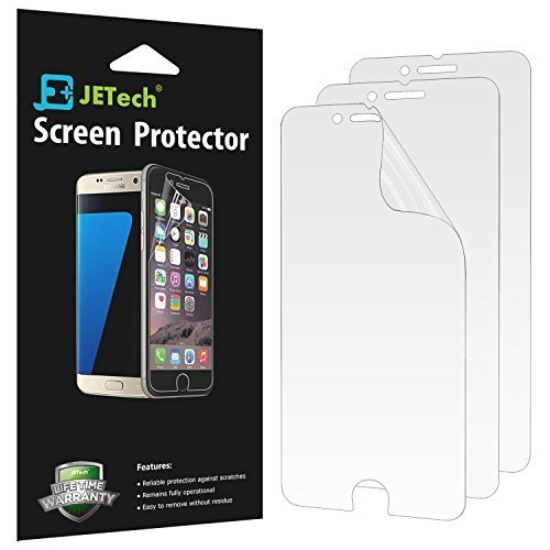6125c6a7073 JETech Screen Protector for Apple iPhone 6s and iPhone 6, PET Film, 3 Pack  on OnBuy