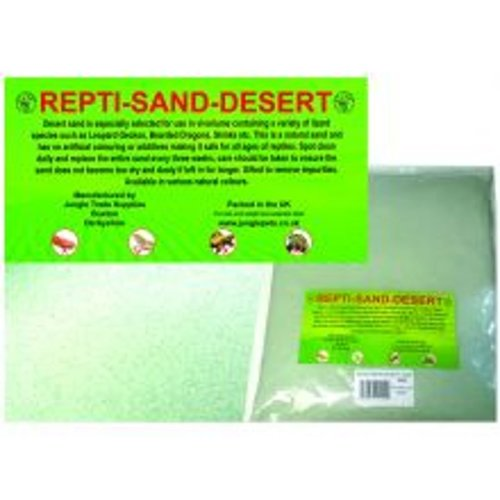Reptile Sand Olive Green 5kg