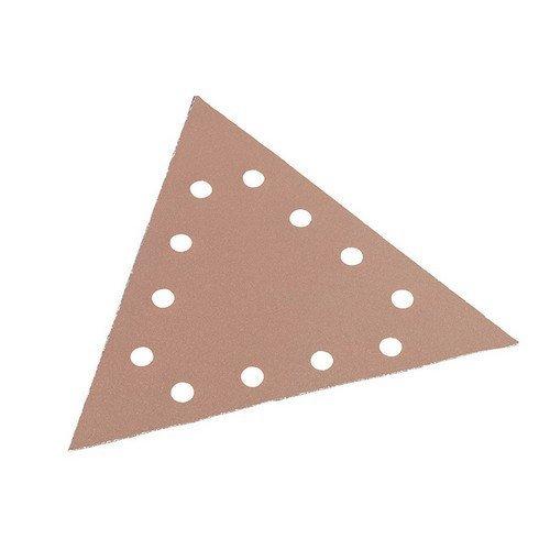 Flex Power Tools 349.259 Sanding Paper Hook & Loop Triangle 150 Grit Pack of 25