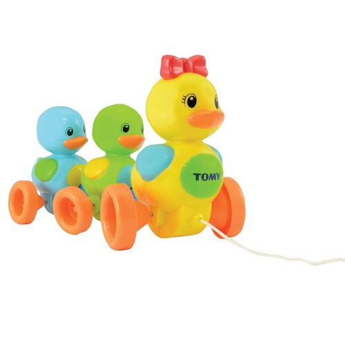 Toomies Quack Along Ducks Preschool Toy