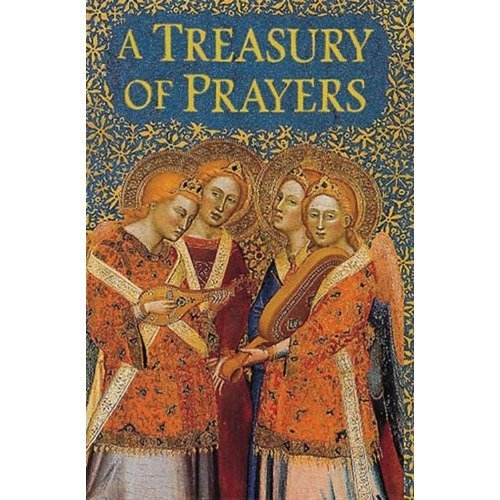 In the Hand of God:a Treasury of Prayers: Illustrated with Paintings from Great Art Museums of the World (prayer Book)