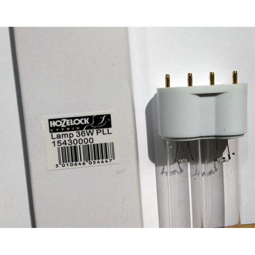 Hozelock 1543 UV Clarifier Replacement Bulb 36 Watt PLL