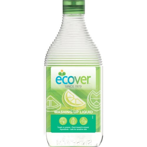Ecover  Washing Up Liquid - Lemon 450ml