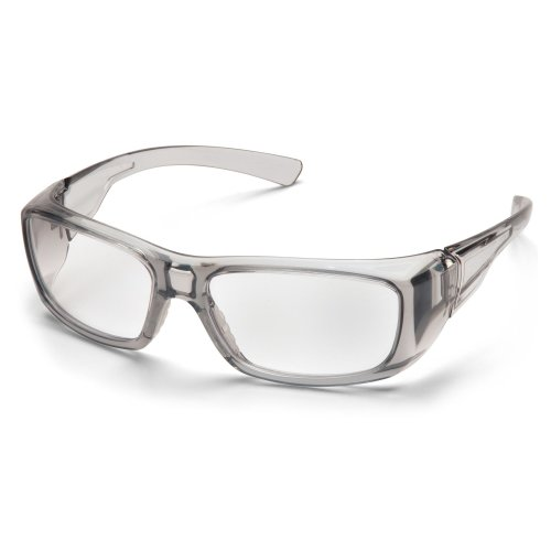 Pyramex Safety Products ESG7910D20 Emerge Reader Safety Eyewear, 2.0 Magnification Strength, 0.049 kg Item Weight, Clear