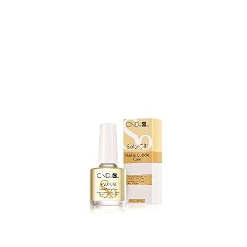 CND Essentials Nail &amp Cuticle Oil, Solaroil