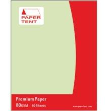 A4 80gsm Mint Green Premium Paper Pack