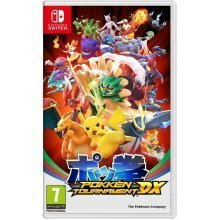 Pokken Tournament DX Nintendo Switch Game