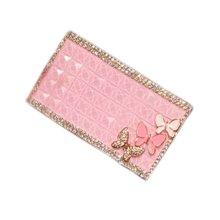 Elegant Crystal Cigarette Holder Ladies Cigarette Case Accessories Greative Gift, D