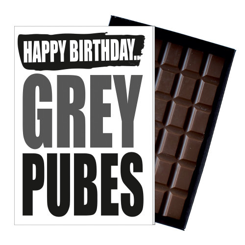 Funny Birthday Gift For Old Men Women Rude Present Chocolate Greetings Card On OnBuy