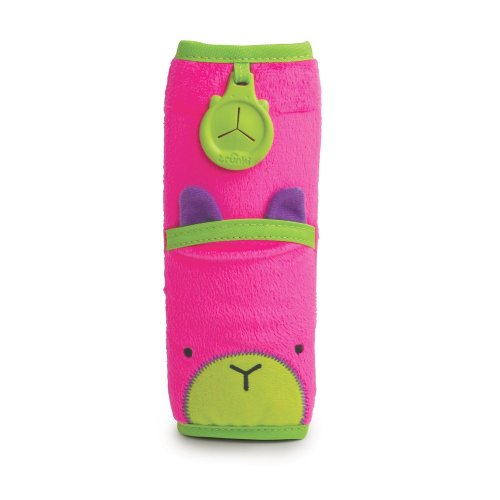 Trunki Snoozihedz Seat Belt Pad (Pink, 18 Months and Above)
