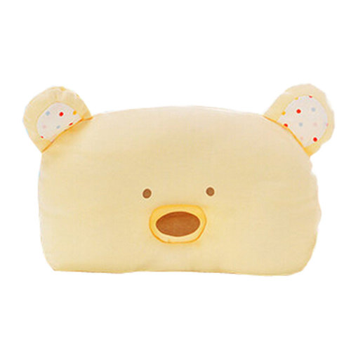 Adorable Soft Little Pillow Prevent Flat Head Small Pillows For 0-1 Years, F