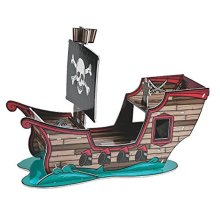 Pirate Ship Play Set - Curriculum Projects & Activities & Dramatic Play