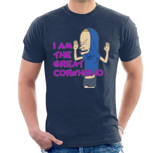 Beavis And Butthead Great Cornholio Men's T-Shirt