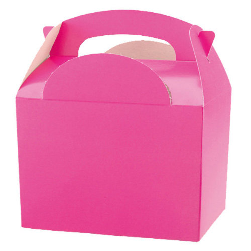 Colpac 50 Pack Party Boxes - Pink -  colpac 50 pack party boxes pink