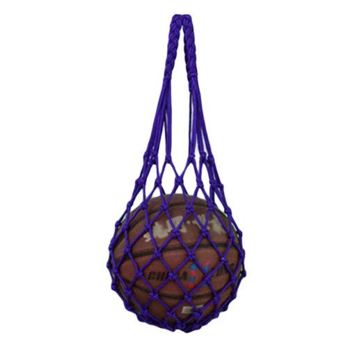 Basketball Soccer Pocket Volleyball Hand-carry Training Bag 70 CM Purple