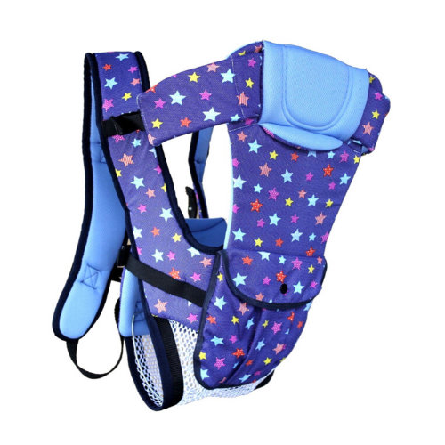 Multifunctional Newborn Baby Carriers For Household & Travel Starry Sky Navy