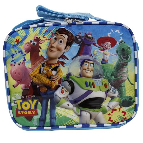 Lunch Bag - Disney - Toys Story - Team Blue 121525