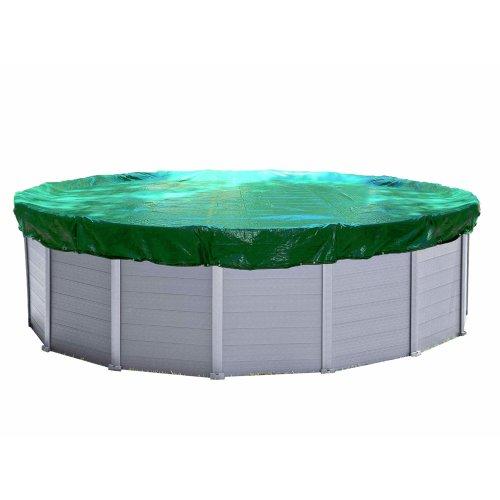 Quick-Star 16,5ft (500cm) Winter Swimming Pool Cover Round Tarpaulin