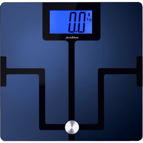 Activ8rlives Body Analyser Bluetooth Precision Smart Scales