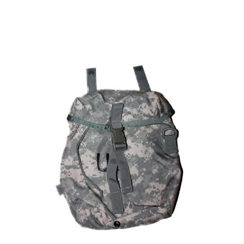 G I Military Molle Ii Sustainment Pouch Acu Camouflage