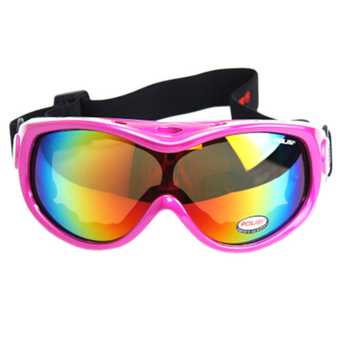 Sports Safety Sunglasses Antifog Eyewear For Cycling Hunting,Ski Goggle Rose