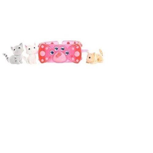 Kitty Charm Bracelet Set (pink) - Kitty In My Pocket