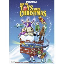 How the Toys Saved Christmas [DVD]