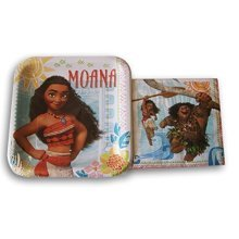 Disney Princess Moana Supply Kit - Napkins and Plates