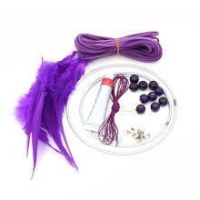 DIY Hanging Dream Catcher Materials Nice Gifts by Hand