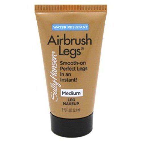 Sally Hansen Airbrush Legs Medium 0 75Oz Travel Size Tube 6 Pack