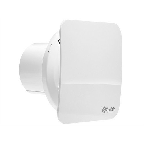 Xpelair 92964AW Silent Extractor Fan - Pullcord 100mm