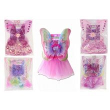 Fairy Princess Angel Wings Dress Up  Set