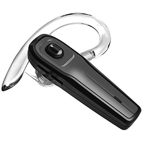 3b2762f968c OUGE Bluetooth Headset, Bluetooth Earpiece Handsfree Earphone Wireless  Headphone for Business Trucker, Bluetooth 4.1 Compatible for iPhone  Android... on ...