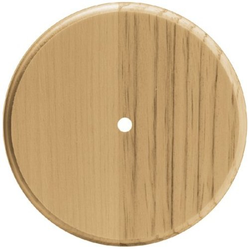 "Pine Wood Clock Face-7"" Round - Use 700P Movement"