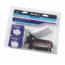 Blue Spot 35112 Heavy Duty Stapler -  staple heavy duty staples 3 nail way stapler blue spot