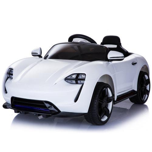 HOMCOM 6V Kids Ride On Car Electric Powered Sport Car 2 Speed MP3 LED Headlight