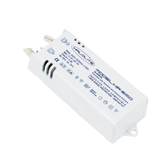 Halolite Low Voltage Electronic Transformer 20-60VA