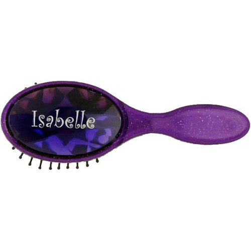 Isabelle Bejewelled Hairbrush