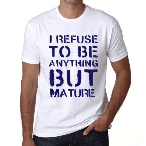 Can Mature t shirt