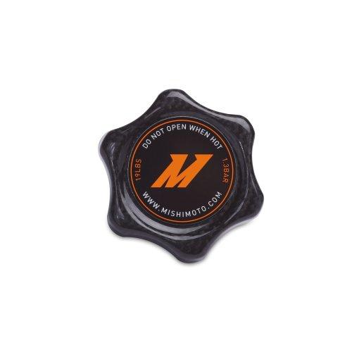 Mishimoto MMRC-13-SMCF Carbon Fibre 1.3 Bar Radiator Cap, Small