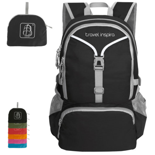 Travel Inspira 35L Foldable Backpack | Packable Daypack