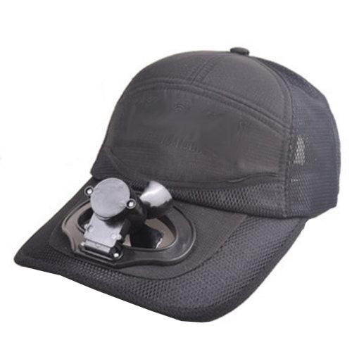 Summer Fan Hat with Fan Fishing Sun Visor Cap#O