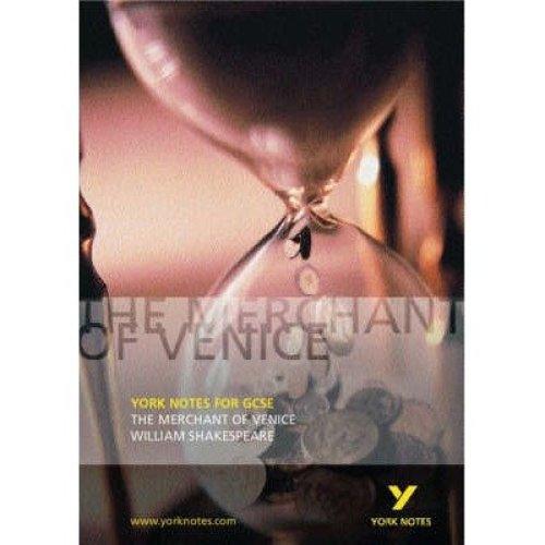 The Merchant of Venice: York Notes for Gcse