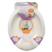 Dreambaby Soft Touch Potty Training Seat in White
