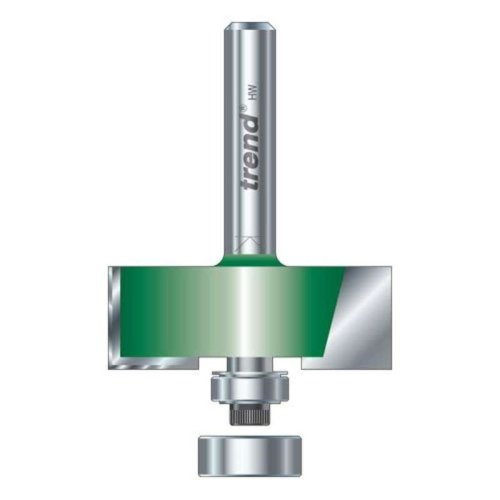 Trend - Bearing guided rebater 31.8mm diameter x 15.9mm - C193X1/2TC