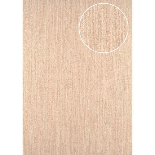ATLAS CLA-596-9 Unicolour wallpaper subtly glittering cream beige 5.33 sqm