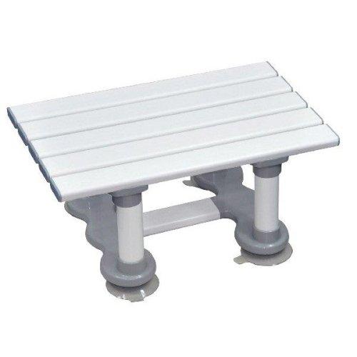 Slatted Bath Seat With Suction Grip - Bath chair - Bathing Aid