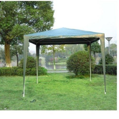 Outsunny 2.7m X 2.7m Garden Heavy Gazebo Party Canopy Outdoor