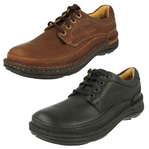 Mens Clarks Active Air Lace Up Shoes Nature Three - G Fit